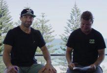Luke Rockhold und Occy im Interview