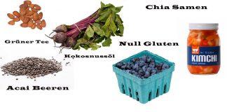 Was können Acai Beeren, Chia Samen und Co als Superfoods?