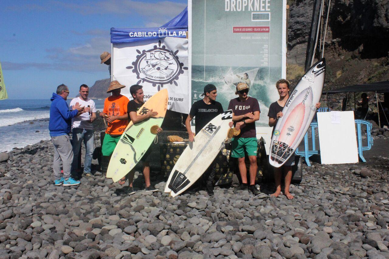 Lenni Jensen gewinnt La Palma Pro vor Ivan Gonzalez