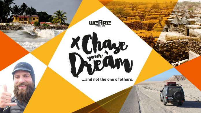 Chase Your Dream Tour 2017 mit Carlo Drechsel
