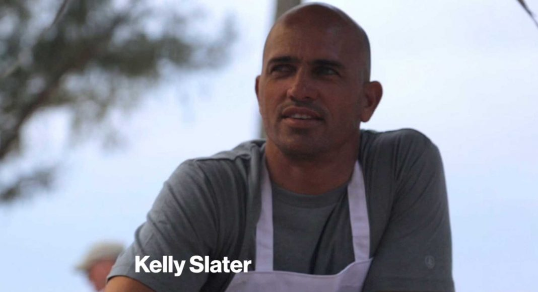 Kelly Slater gibt Tipps in Sachen Superfood