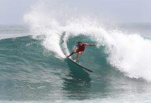 Das Paradies für Longboarder schein in Papua-Neuguinea zu liegen.