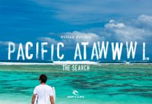 Dillon Perillo und ein einsames Atoll