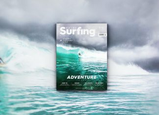 Prime Surfing Nummer 8: Die Adventure Issue