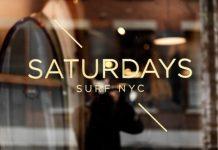 Saturdays NYC Shop