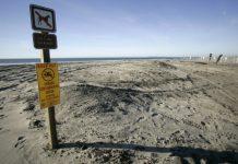 Sewage Spill in Kalifornien