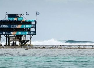 Breaking News: Outerknown Fiji Pro