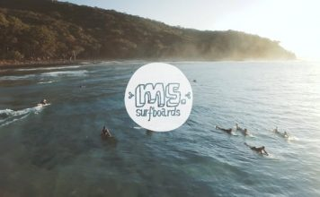 MS Longboards und Freesurf Action