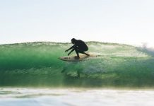 Tyler Warren in Raglan