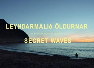 Secret Waves auf Island