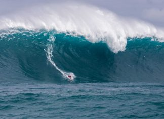 Die WSL Big Wave Awards sind die Oscars der Big-Wave-Surfer