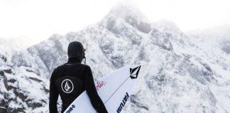 Leon Glatzer auf den Lofoten