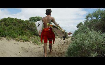 Filipe Toledo in Westaustralien