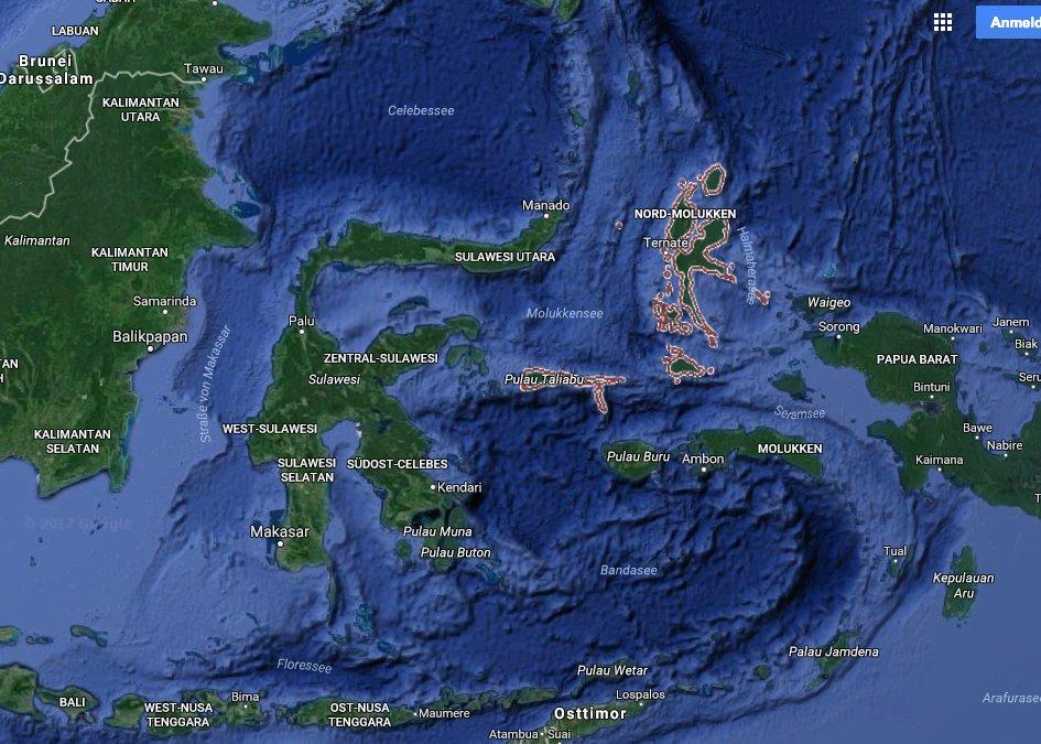 Die Nord-Molukken –eines der letzten Surfparadiese.