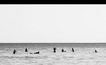 Kassia Meador, Surfing & Yoga