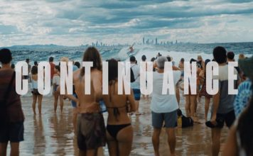 Kelly Slater in in Continuance Party 1