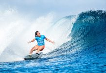 Courtney Conlogue bei Fiji Pro