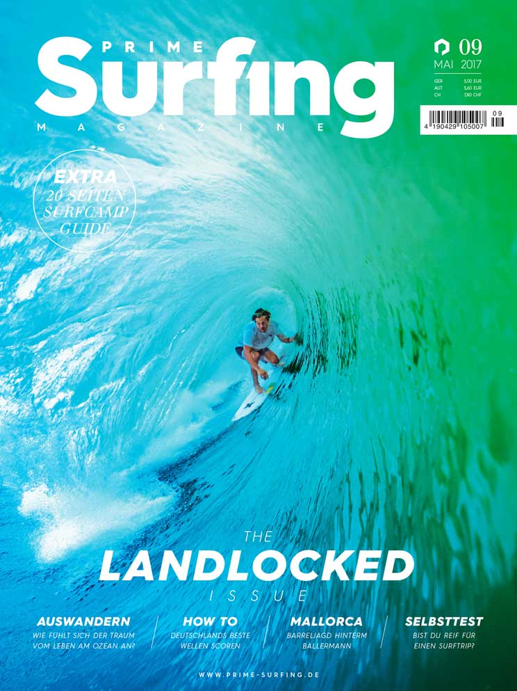Cover Prime-Surfing Nr. 9