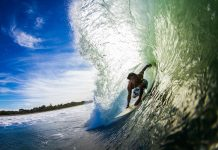 Jetzt das Sommer-Special bei Sudden Rush buchen und schon bald solche Wellen in Nicaragua surfen!