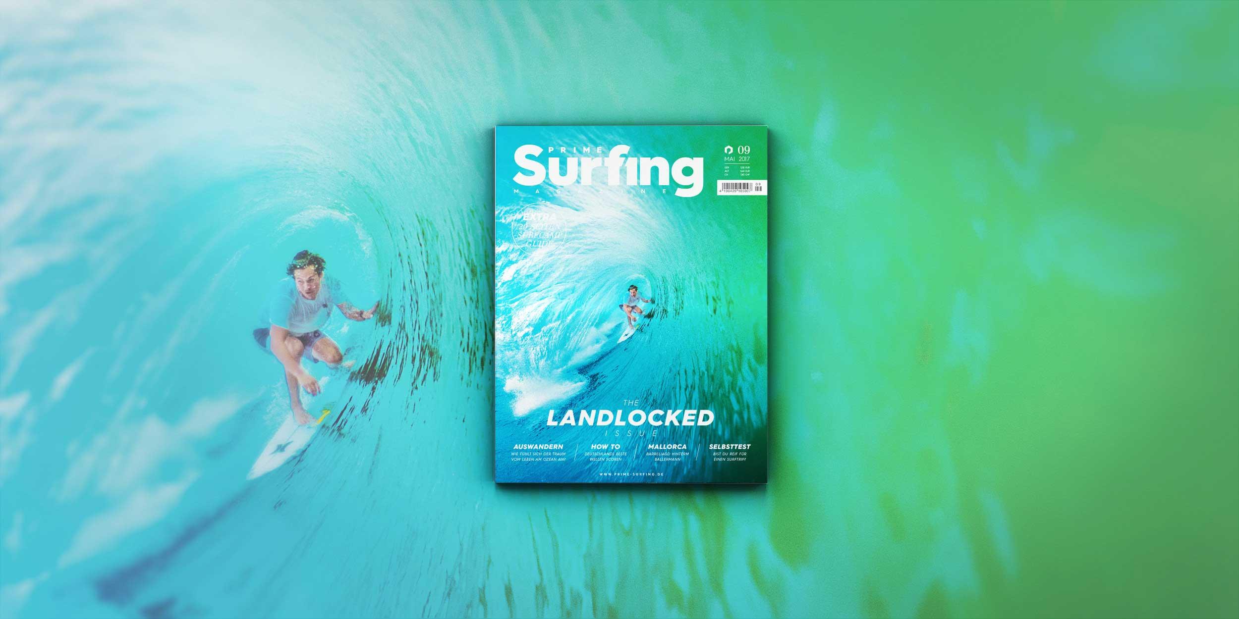Prime Surfing Nummer 9 ist da