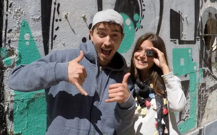 Sean und Linda sind die beiden Summer of Your Life Blogger.