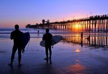 Surfen und Studieren in San Diego