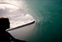 Der Swell des Jahres in Nias