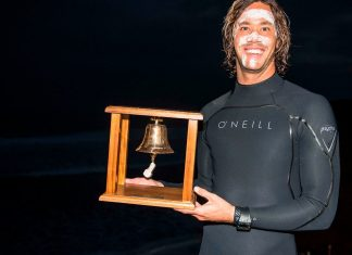 Jordy Smith auf Siegeskurs