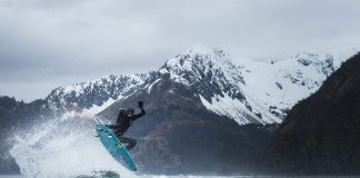 Mick Fanning alaska, Photo: Ripcurl