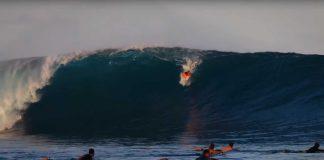 Die Welle des Tages für Nic von Rupp auf den Mentawais