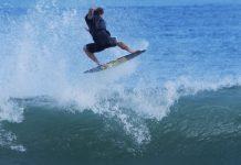Skimboarden ist besser als Surfen