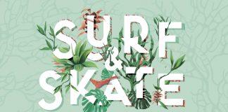 Surf & Skate Flyer