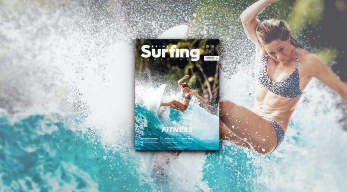 Prime Surfing Nr. 10 ist da! Die Fitness-Issue.