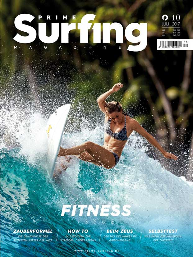 Prime Surfings Fitness-Issue ist da