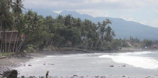 Ausweichmöglichkeiten Spots Bali