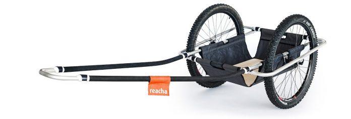 Der reacha transportiert deine Surfboards oder SUPs bequem wie nie an den Strand.