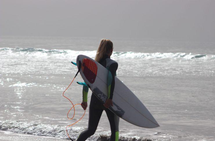Surf Forecast, Janine Reith