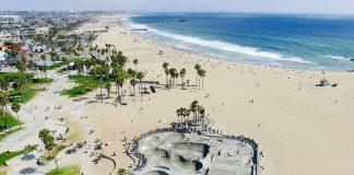 Kalifornien von oben