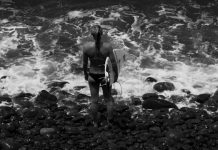 Lakey Perterson in einem Traum aus Mittelamerika
