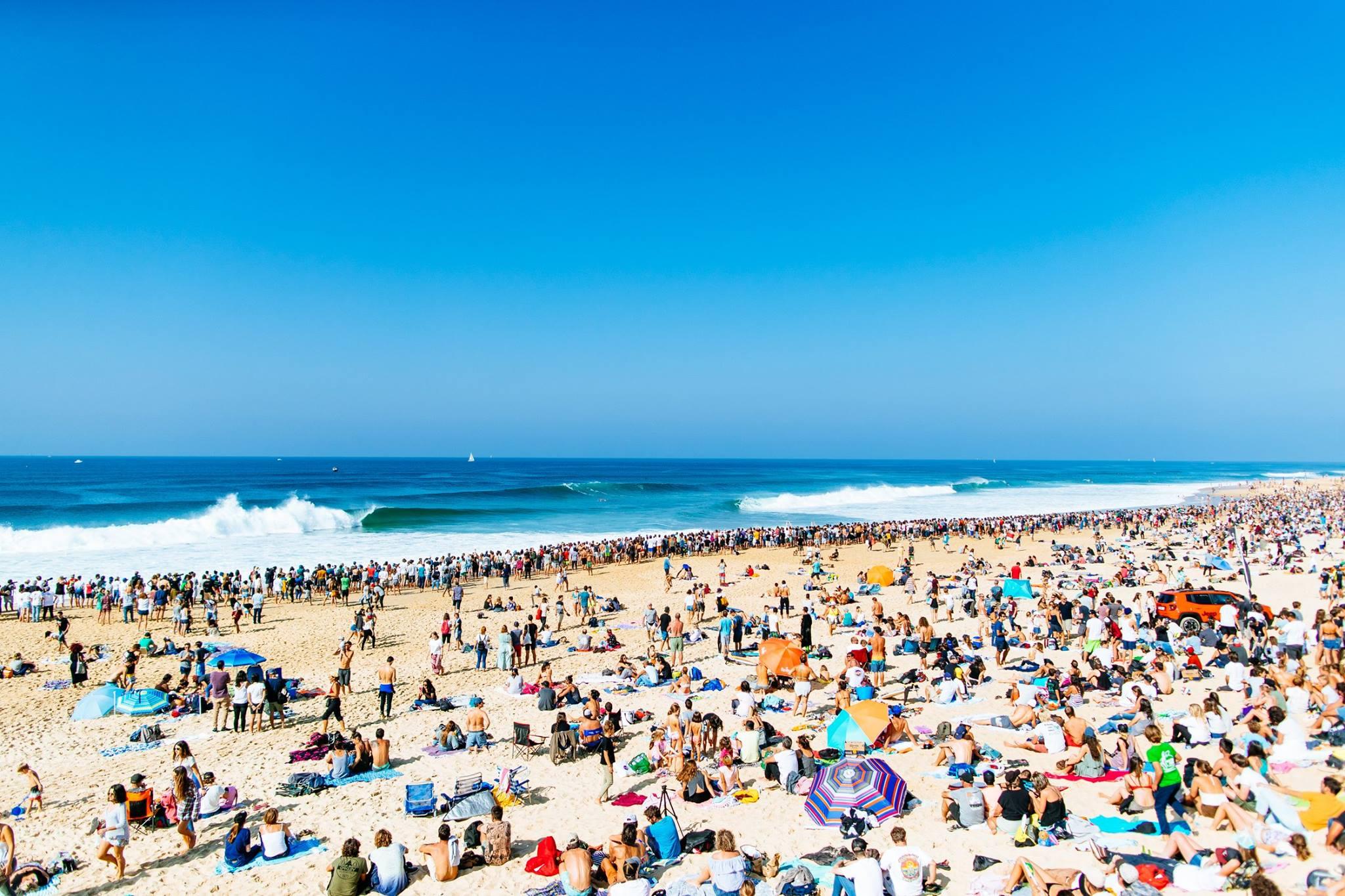 Das Surfmekka von Europa: Hossegor