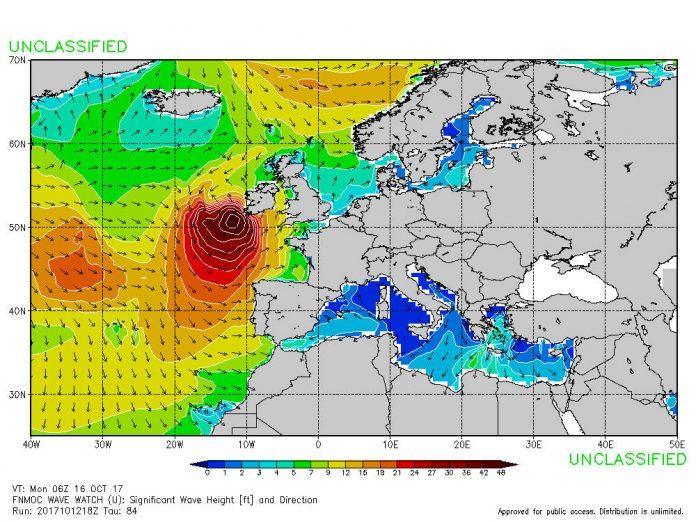 Kommt wirklich ein Hurrikan auf Irland zu?