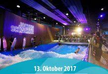 Die Surfnight in der Jochen Schweizer Arena