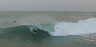 Hurrikanswell + Andalusien = ?