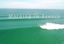 Der Ort, an dem der Quik Pro France stattfinden wird.