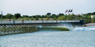 Der beste Spot in Texas ist definitiv der NLand Surf Park.