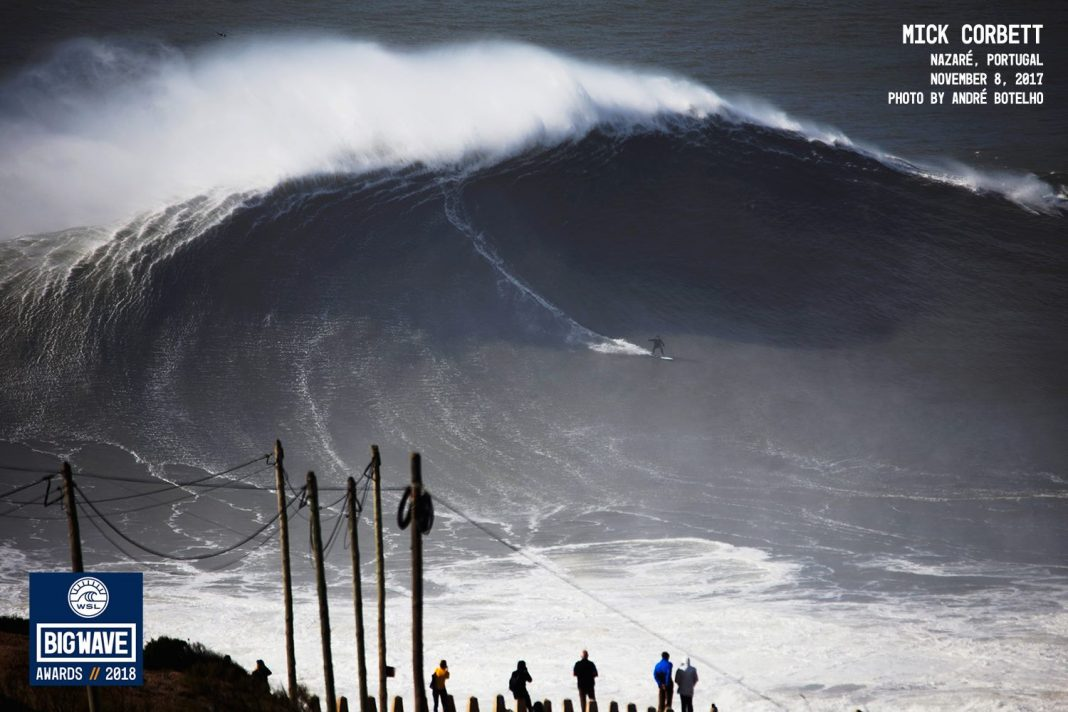 Nazare im XXL-Modus am 8. November