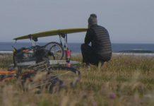 Auf Wellensuche auf den Hebriden