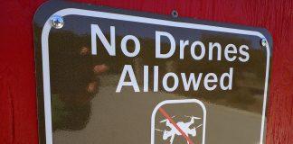 Drohnen sind bei der World Tour zum Abschuss freigegeben.