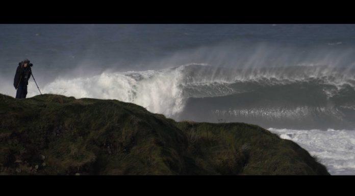 Mullaghmore oder ein Biest in Wellenform