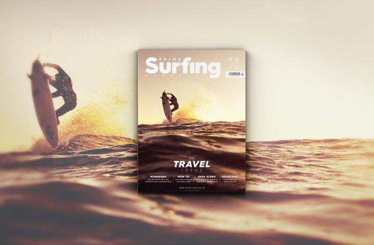 Prime-Surfing Nr. 12 ist da! Die Travel Issue!